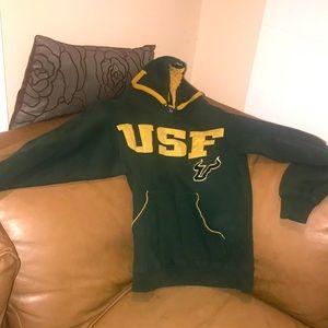 USF sweatshirt